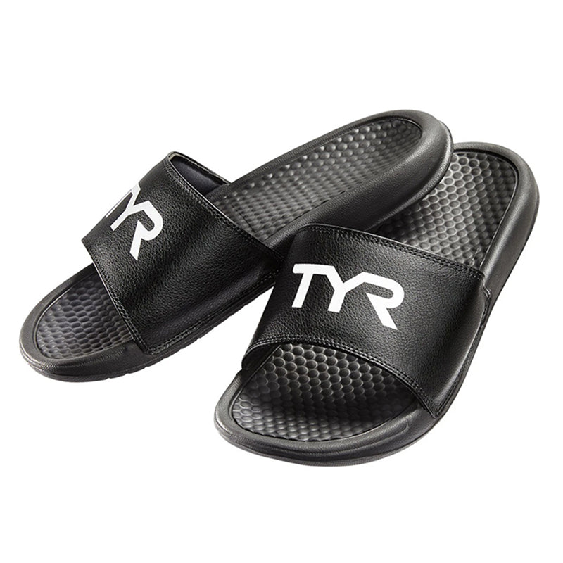 TYR - Womens Alliance Alpha Deck Slides - Black