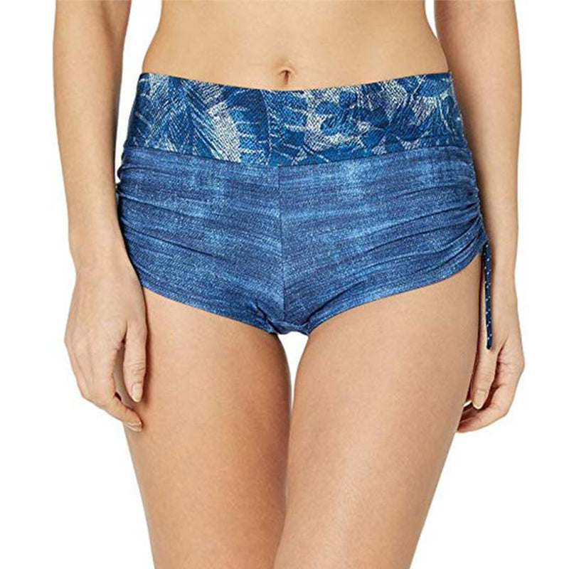 TYR -  Women's Active Della Boyshort-Maui - Denim