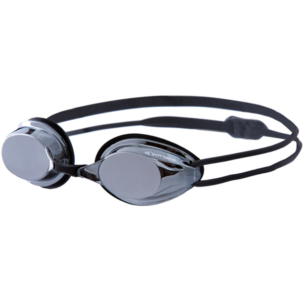 Vorgee - Extreme Competition Missile Silver Mirror Goggles - Black