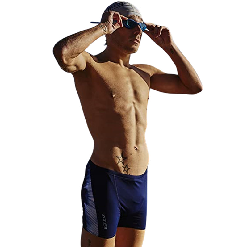 Zone3 - Cosmic 3.0 Mens Jammers (Navy Blue/White)