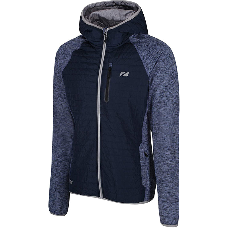 Zone3 - Men's Hybrid Puffa Quilted Jacket