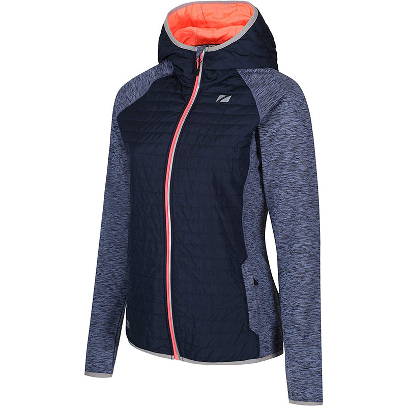 Zone3 - Women's Hybrid Puffa Quilted Jacket