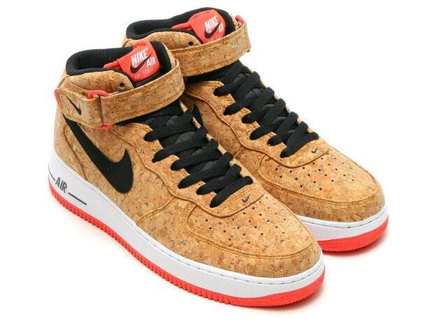 best authentic d84ef ecdbf ... Nike Air Force 1 Mid Cork - Limited