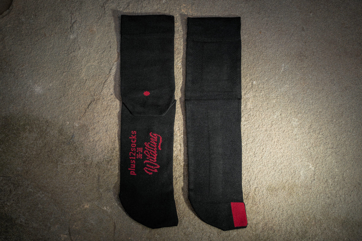 "Plus12Socks ""Admiralfalter"""