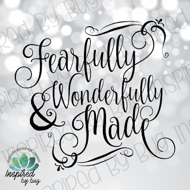 Fearfully and Wonderfully Made Raglan