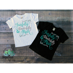 Fearfully and Wonderfully Made Tee