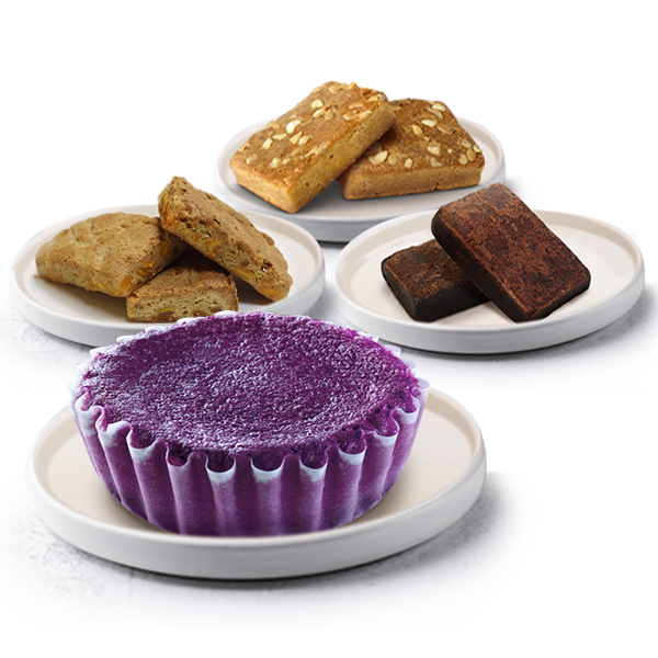 Ube Mamon 9pcs