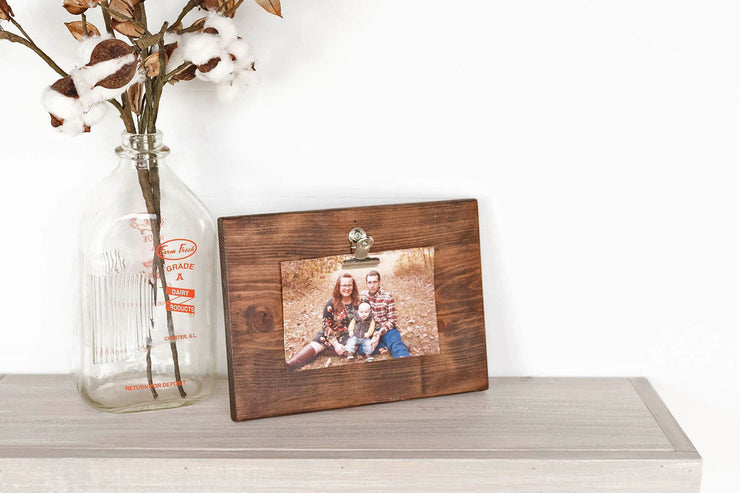 "4""x6"" Picture Frame Clipboard"