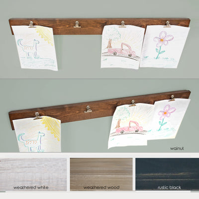 Add On: Kids Artwork Display