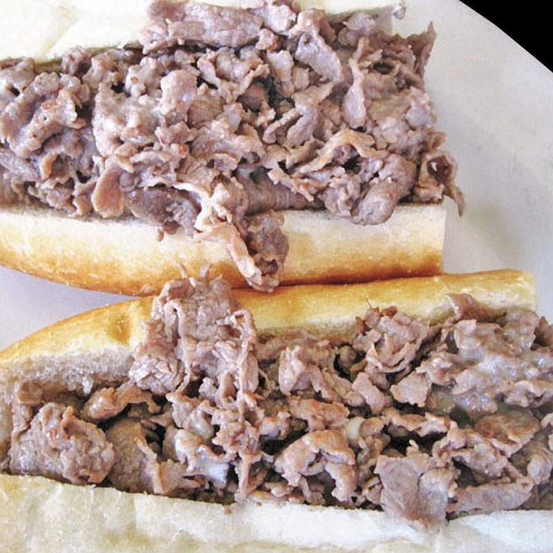 Philly Cheese Steak Meat