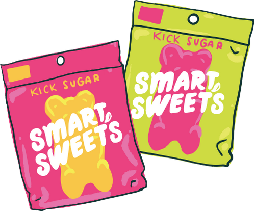 Frequently Asked Questions - SmartSweets Low Sugar Candy