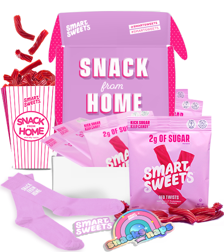 Red Twists Snack from Home Kit