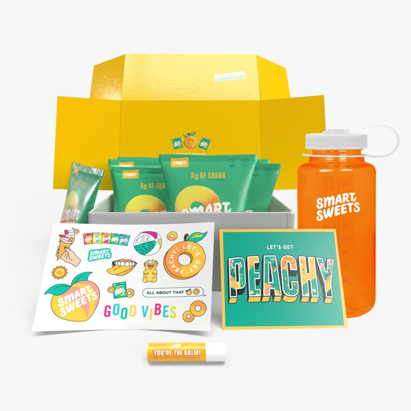 Peach Ring Summer Experience Kit