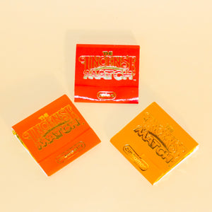 Sugar and Spice Incense Match Collection