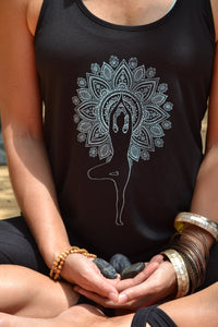Make a wish - Women Tank top - Black