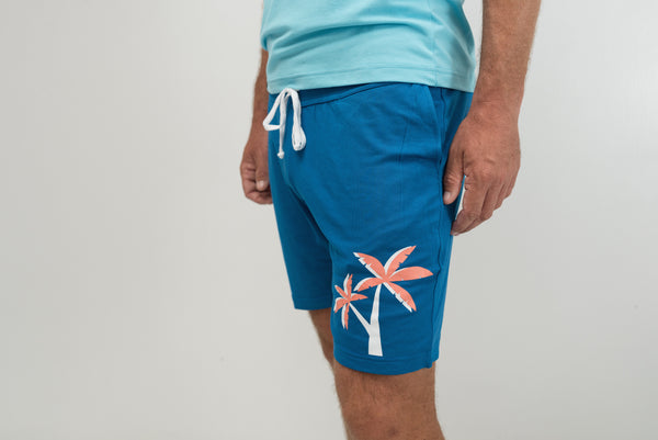 Blue Lagoon Short - Men