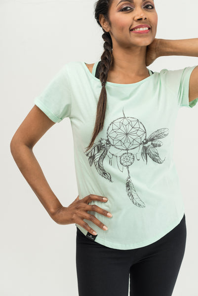 Green dreams come true - Women T-shirt