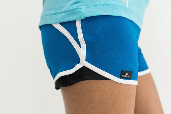 Blue Lagoon Short - Women