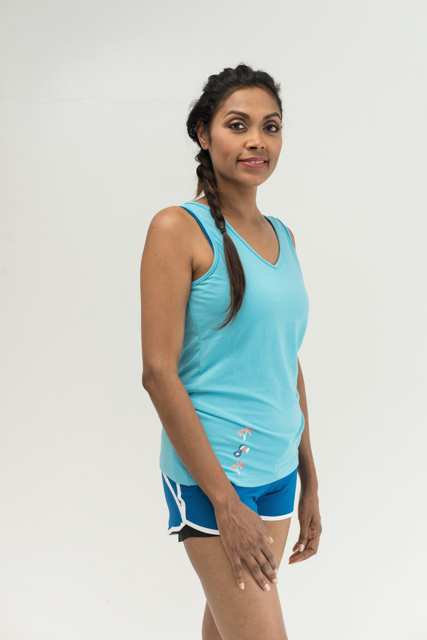 Sea Breeze Tank top - Women