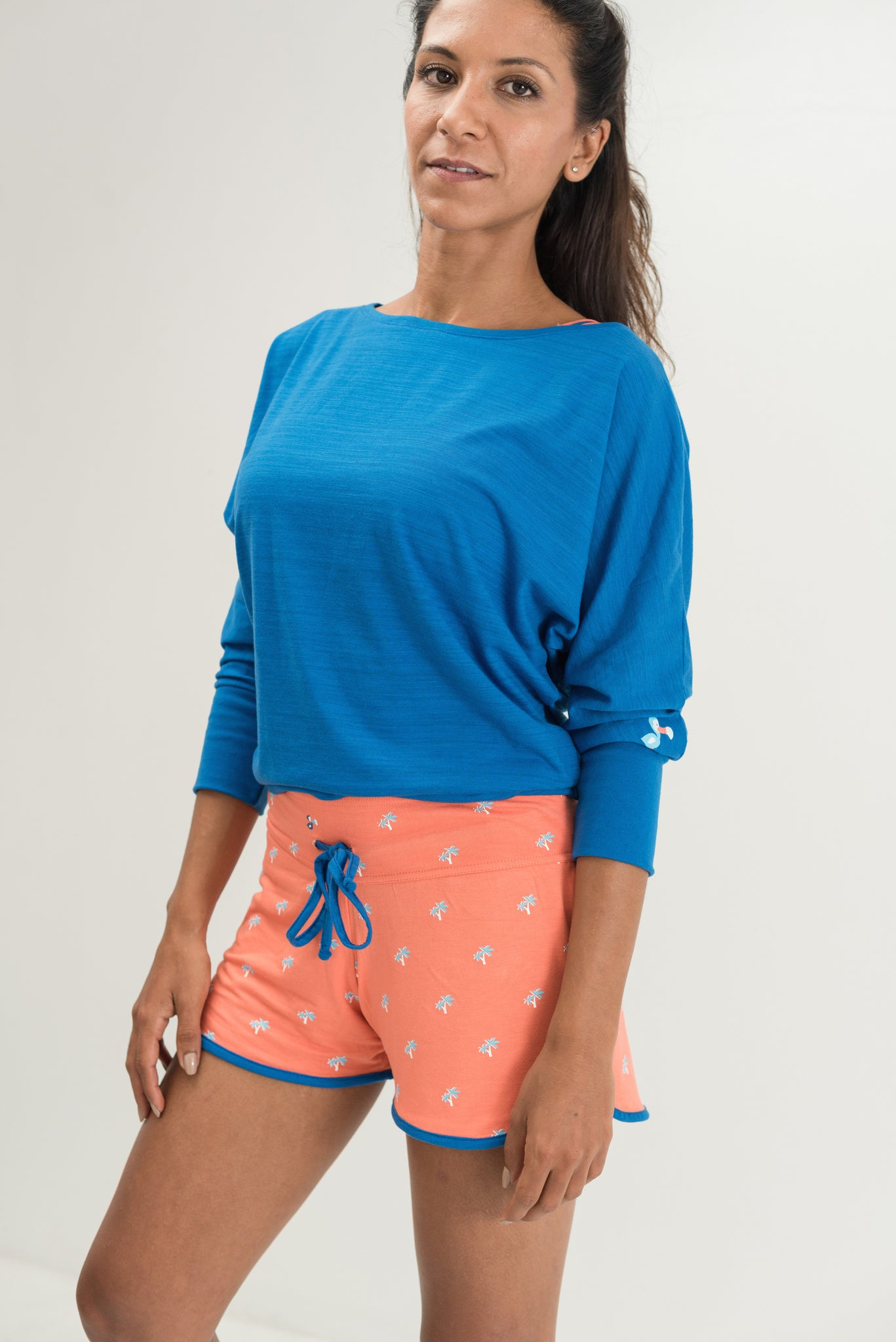 Blue Lagoon Long sleeve T-shirt - Women
