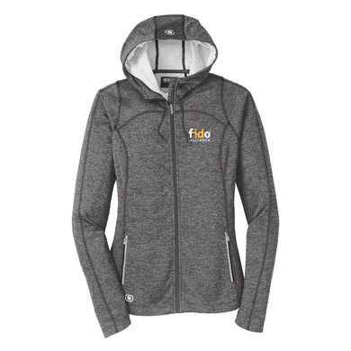 OGIO® ENDURANCE Ladies Pursuit Full Zip