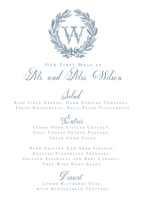 Madison Menus