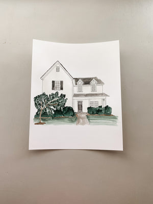 GIFT CARD for Custom House Painting