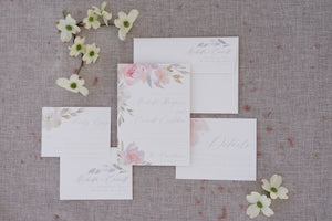 Michelle Return Address Printing