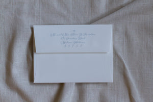 Alexandria Return Address Printing