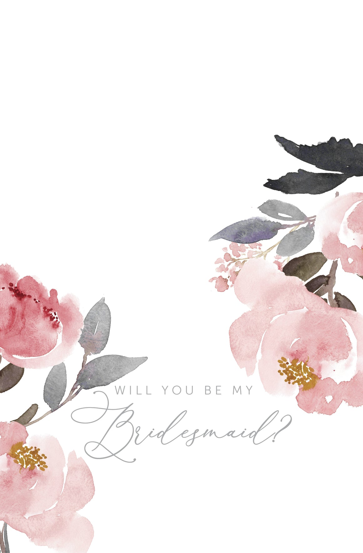 Bridesmaid Ask Cards