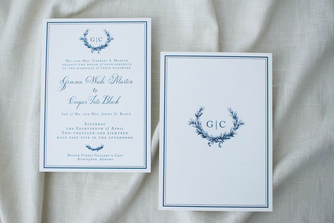 Gemma Invitation