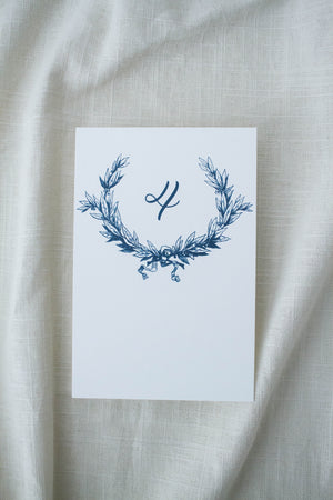 Gemma Table Numbers