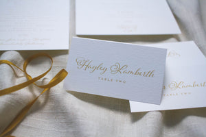 Hayley Escort Card