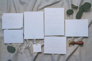 Salt + Paperie Sample Suite