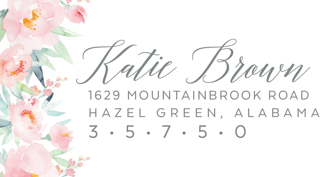 Katie Return Labels