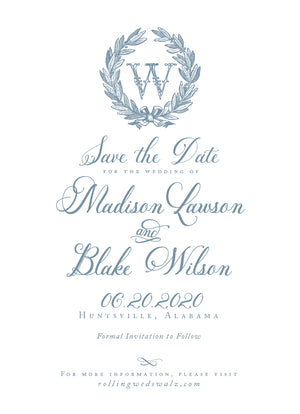 Madison Save the Date