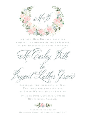 McCarley Invitation