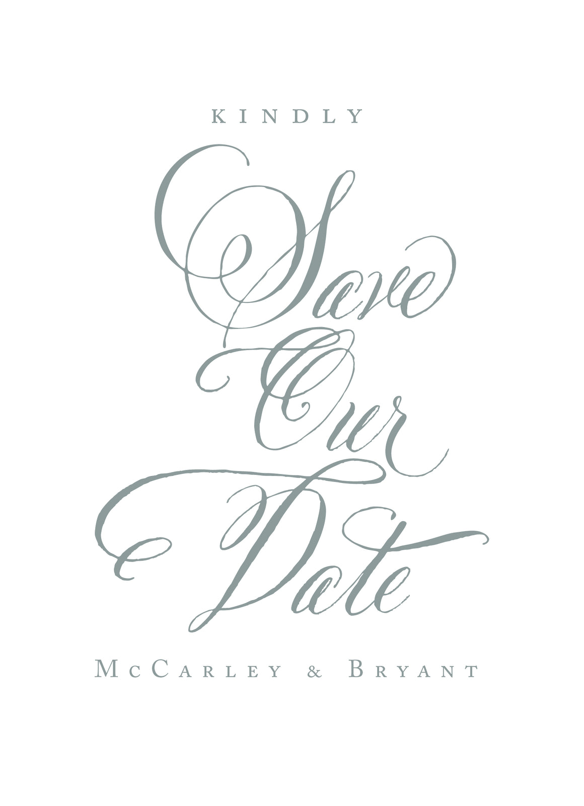 McCarley Save the Date