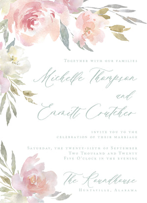 Michelle Invitation