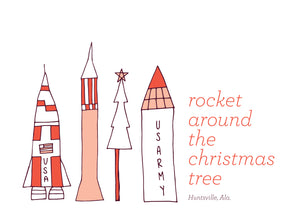 Rocket Around the Christmas Tree