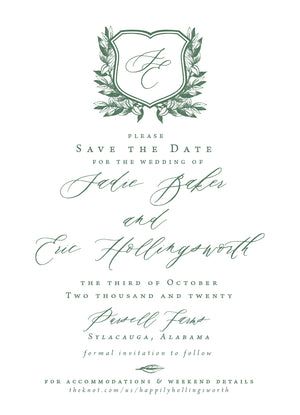 Sadie Save the Date