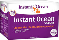 Instant Ocean Sea Salt 200 gallon box