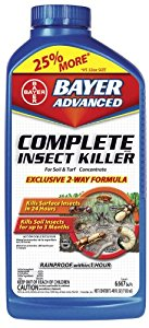 Bayer Advanced Complete Insect Killer 40oz