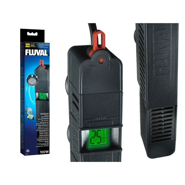 Fluval 300 Watt E-Series Electronic Aquarium Heater