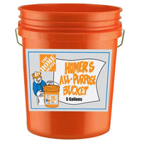 Bucket with Lid - 5 gallon