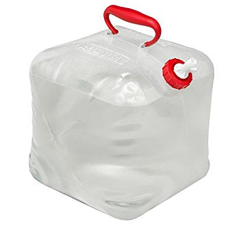 Water Carrier, Collapsable - 5 gallons