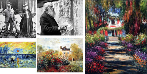 Claude Monet:  Poster Reproductions of Classic Paintings