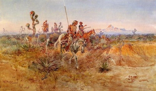 Charles Marion Russell, Western American Art