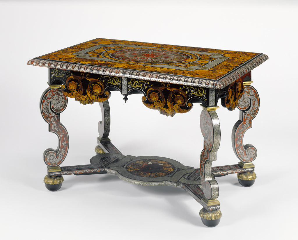 André-Charles BoulleAttributed to:Table,16x12