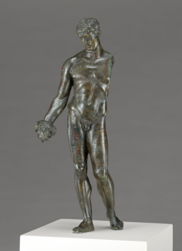 Unknown:Statuette of Phrixos,16x12